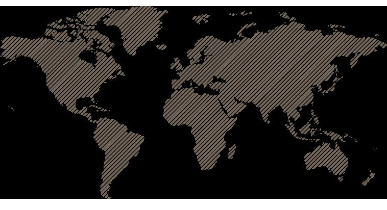 World POS map background