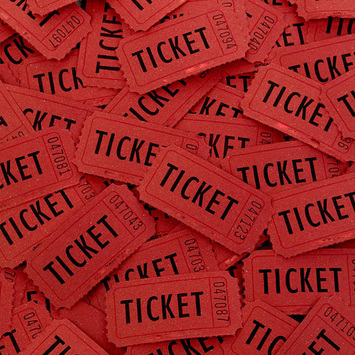 pos system Tickets (expositions, cinemas, ...)